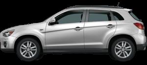 Диагностика подвески Mitsubishi ASX