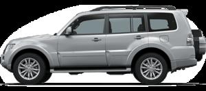 Диагностика подвески Mitsubishi Pajero