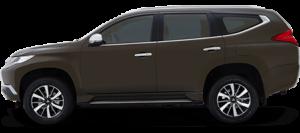 Диагностика подвески Mitsubishi Pajero Sport